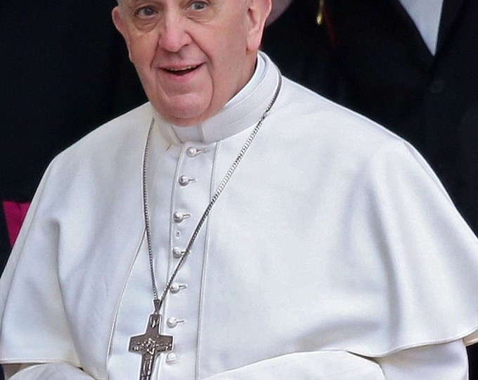 His Holiness Pope Francis - 5X7, 8X10 or 11X14 Photo (EP-917)