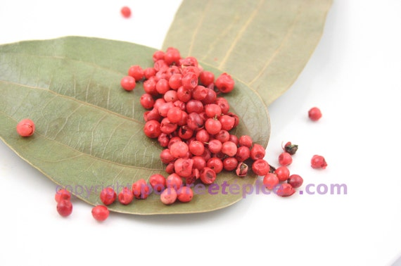 PINK PEPPERCORN, BERRY, whole