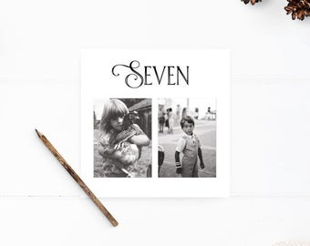 Photo Wedding Table Numbers, Childhood Picture Table Numbers, Reception Decor  tn0027
