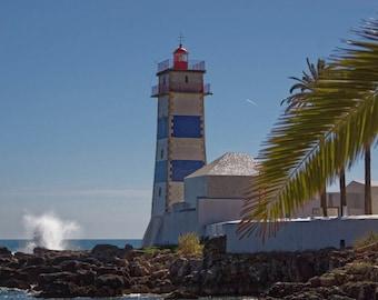 Lighthouse of St. Marta
