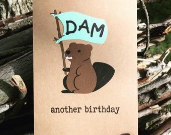 Dam - another birthday