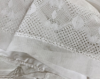 French Vintage Cotton Bloomers