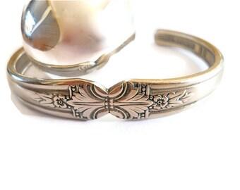 Vintage Forced Silver Plate Bracelet