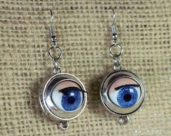 Doll Eye Earrings