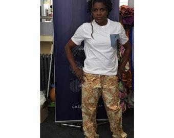 Matching pants and t-Shirt