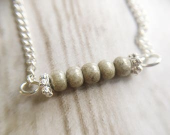 Necklace / silver / gift / mothersday | Necklace Natural Beauty