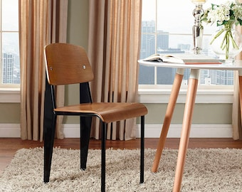 Cafe 300 Dining Chair  Mid Century Modern Design  Desk Chair Office Chair