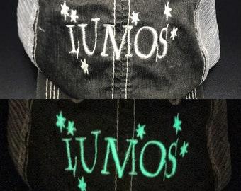 Lumos Hat - Glows in the Dark - Potter Inspired
