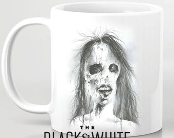 "Scary Stories to tell in the Dark ""The haunted house""- Custom Printed Mug"