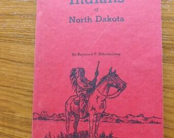 History of North Dakota 1956 Paperback