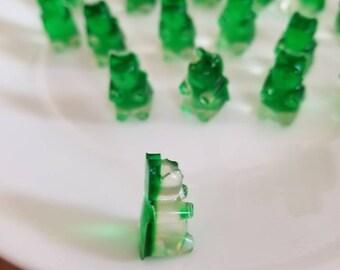 Apple Ciroc gummy bears