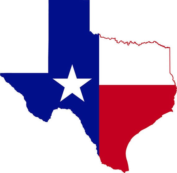 texas lone star state flag shape map u s us united america american rh etsystudio com waving texas flag vector waving texas flag vector art