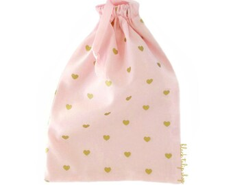 Pink Girls Bag Pastel Tote Bag For Girls Teens Adults Fairy Kei Drawstring Pouch Sweet Lolita Pouch