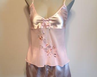Vintage lingerie set