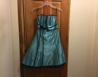 Jessica McClintock for Gunne Sak Dress Size 7