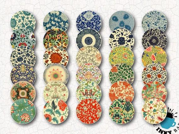 Vintage Chinese Patterns