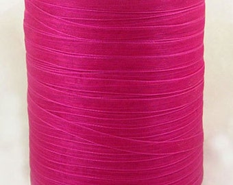 "BULK - Organza Ribbon - 1/4"" thick (6mm) - 500 yards - Rose"