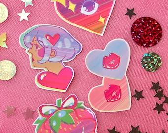 Be My Digital Valentine Stickers