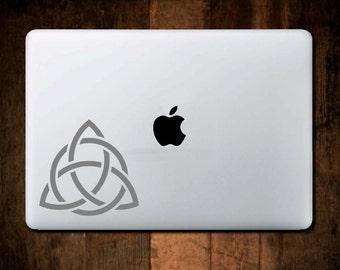 Trinity sticker decal celtic gaelic nordic