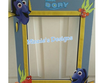 Finding Dory Birthday,finding Dory photo prop, finding Nemo birthday, finding Dory shirt invite,finding dory decorations,Finding Dory dress