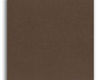 scrapbooking paper, plain paper, cardstock, 30 x 30, chocolate, MAHE2, scrapbooking, cardmaking, crafting - PE209