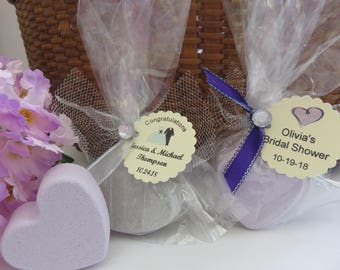 Bridal Shower Favors, Wedding Favors, Shower Steamers, Party Favors, Personalized Favors, Aromatherapy Shower Bomb Shower Gifts, Bath Fizzys