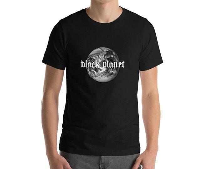 Black Planet Unisex Tee