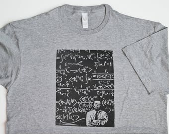 Richard Feynman Science Tee