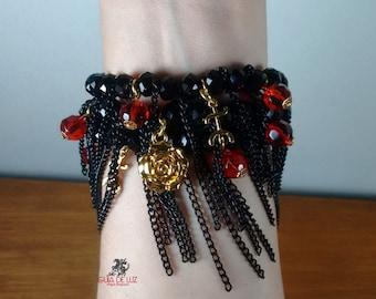 Pomba Gira Mix Bracelet