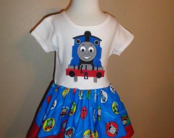 Train Boutique Dress