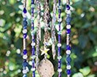 Infinity wind chime