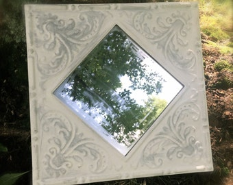 Shabby Chic Wall Mirror