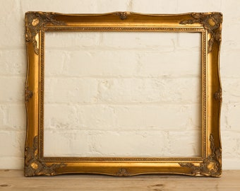 Antique Picture frame, ornate, gilding, gallery wall, painting, framing, wall art, pin board, prop, blackboard, picture, framing, wedding