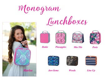 Personalized Lunch Box, Personalized Lunch Bag, Monogram Lunch Box, Personalized Lunch Bag, Kids Lunch Box, Kids Lunch Bag, Camo Lunch Box