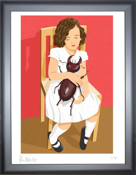 Afbeeldingsresultaat voor beetle girl holcroft
