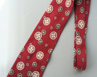 Vintage Silk Tie by Liberty of London