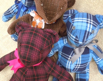 Remembrance Bears Made to Order