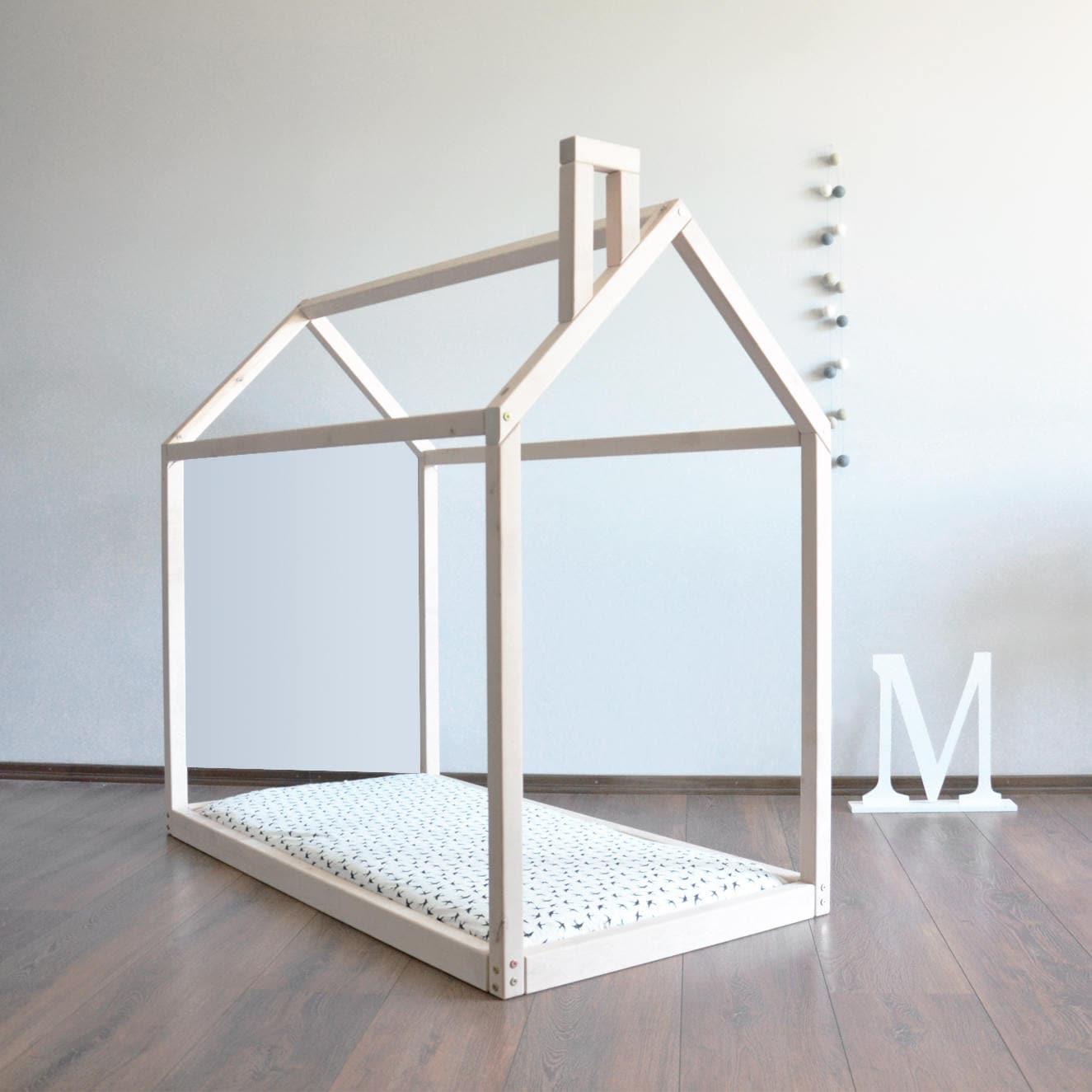 Haus-Bett-Rahmen-Baby-Bett Bett modernes Haus einzigartige