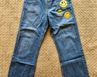 The Happy Vintage Guess Jeans
