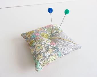 Liberty Lawn Pin Cushion.