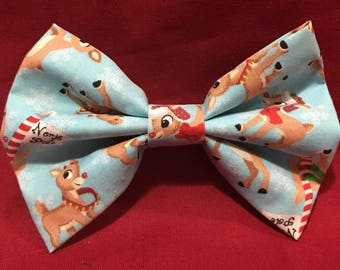 Rudolph the Rednosed Reindeer Bow