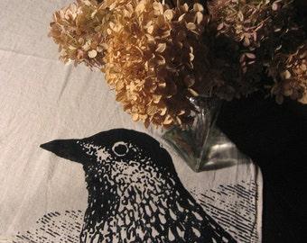 B. Poetic Pretty Bird Flour Sack Towel