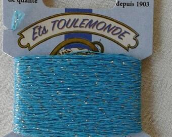 Collar 1010 tonkin embroidery threads