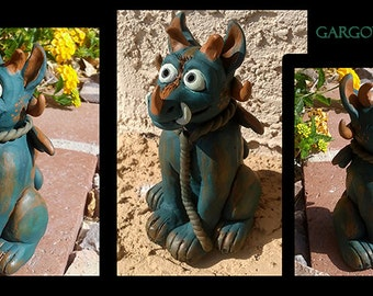 Custom Sculpture of you PET or ORIGINAL CHARACTER