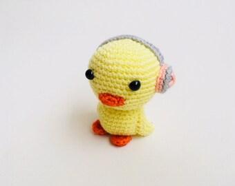 Crochet Chick Amigurumi