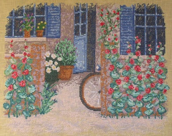 """Embroidery """"master painting"""" cross stitch"""