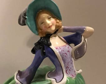 Royal Doulton Autumn Breeze 7.5 inches tall