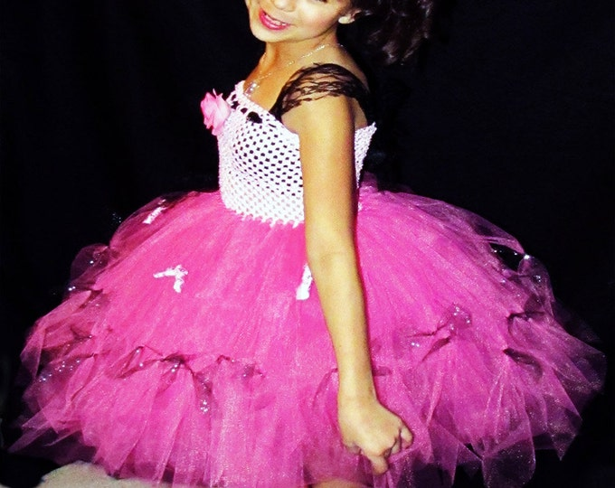 Ladies Couture Paris Themed Tutu