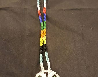 Native American pendant necklace
