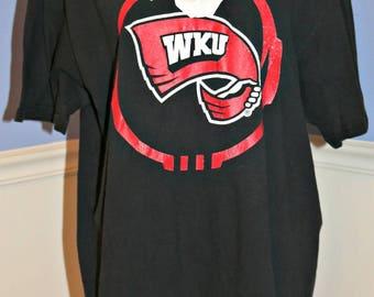 Western Kentucky University Lace Up T-Shirt